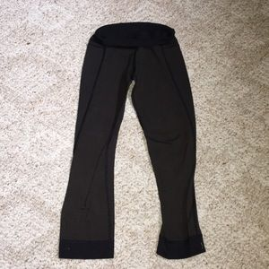 Reversible lululemon pant